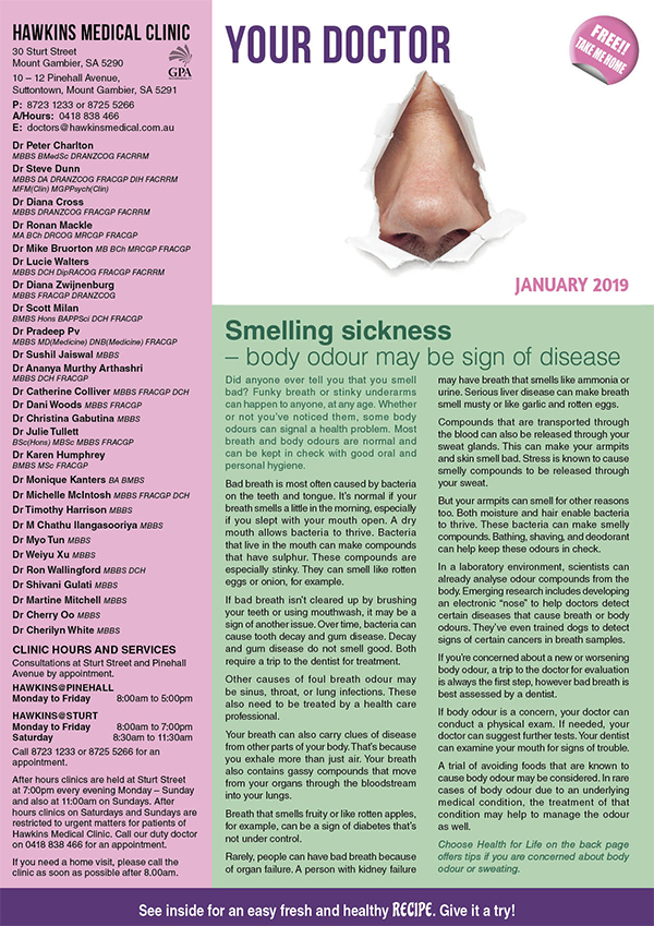 News October 2019 - Your Doctor Publication